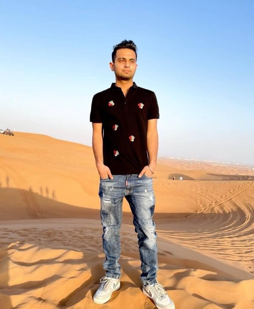 Nikhil Jasrotia profile avatar